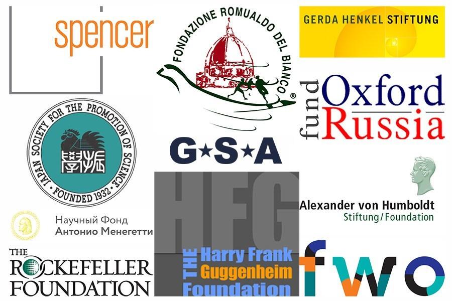 Зарубежные фонды, поддерживающие образование и науку